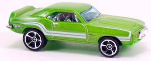 1969 Pontiac Firebird TA (u)