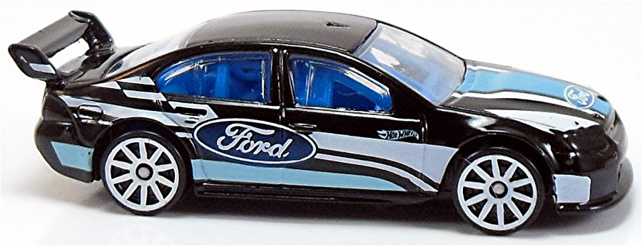 ford falcon race car 69mm 2012 hot wheels newsletter. Black Bedroom Furniture Sets. Home Design Ideas