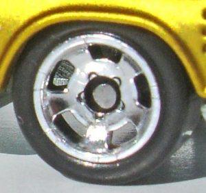 Retro Slot Wheel