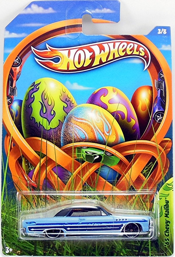 2013 Easter Cars Hot Wheels Newsletter