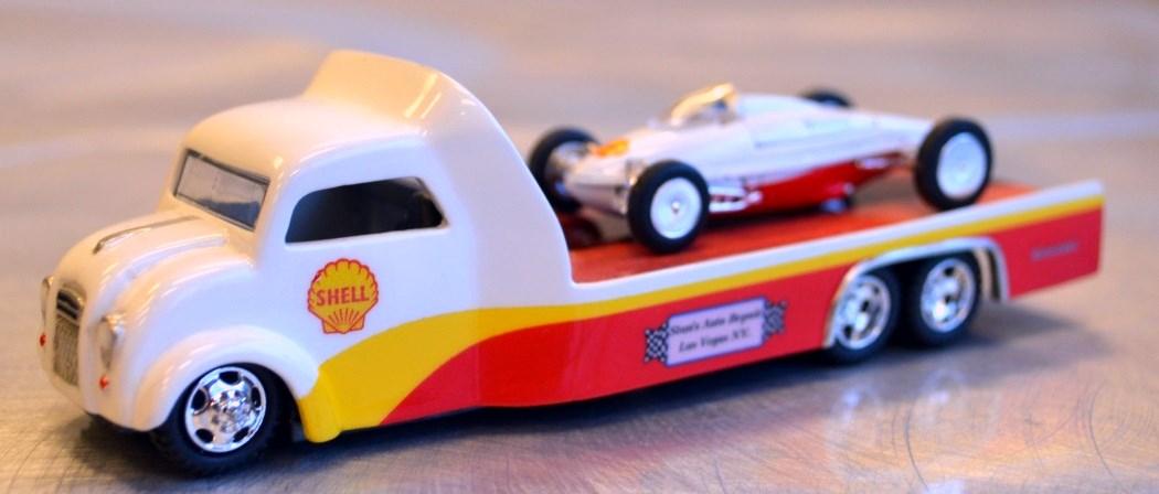 1st Hardy Adams - Salt Flat Speedster