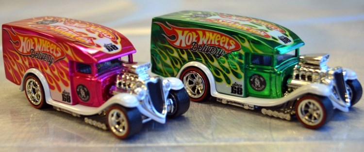 Bryan Pope - Hot Wheels Delivery