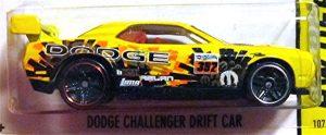 #107 Dodge Challenger Drift Car chrome rim