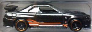 #158 Nissan Skyline GT-R (R34) os5