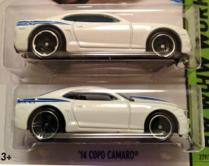 2014 Copo Camaro wheels