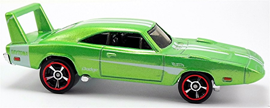 69 Dodge Charger Daytona 85mm 2013 Hot Wheels