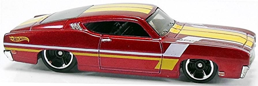 '69 Ford Torino Talladega (k)