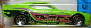 '71 Mustang Funny Car (r) BP