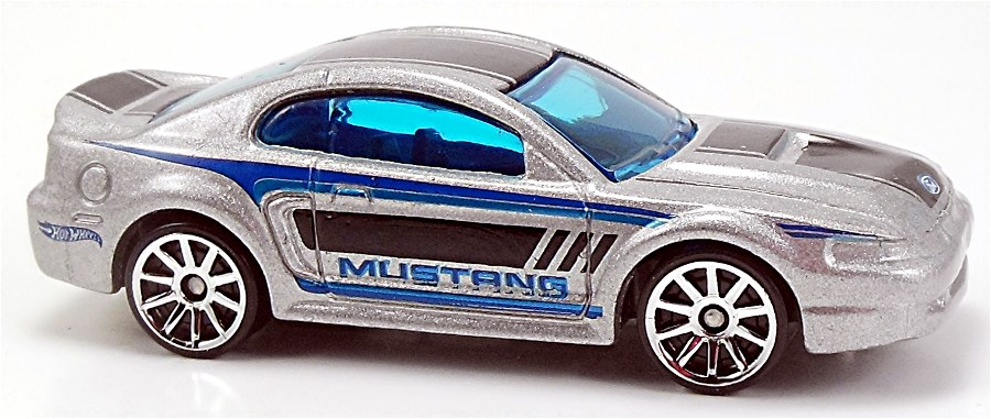 Hot Wheels 1999 Ford Mustang Blue Daftar Update Harga