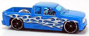 Chevy Silverado '07 (m)