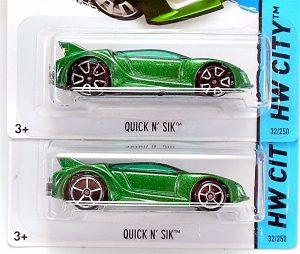 Quick N' Sik Wheel Variation