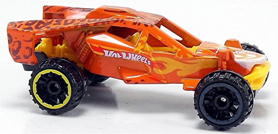 Team Hot Wheels Buggy (e)