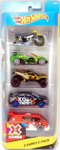 5-pack X Games BFB38