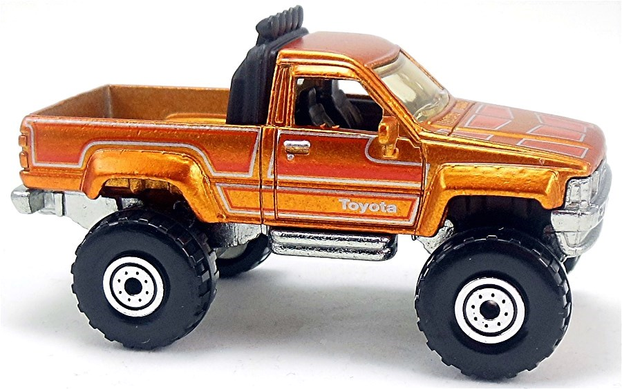 Hot Wheels The Hot Ones 1987 Toyota Truck Tacoma Brand New