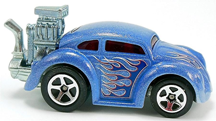 Volkswagen Beetle – 64mm – 2010 | Hot Wheels Newsletter