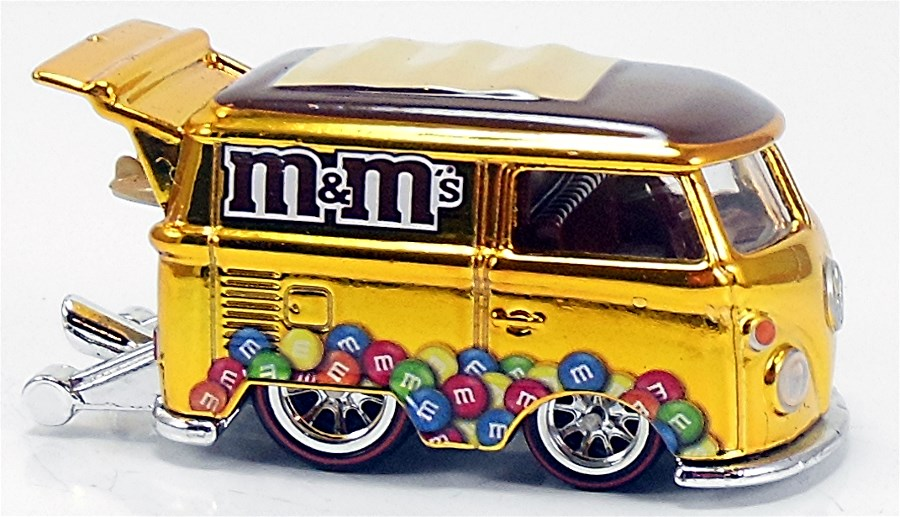 Volkswagen Kool Kombi - 57mm - 2013 | Hot Wheels Newsletter
