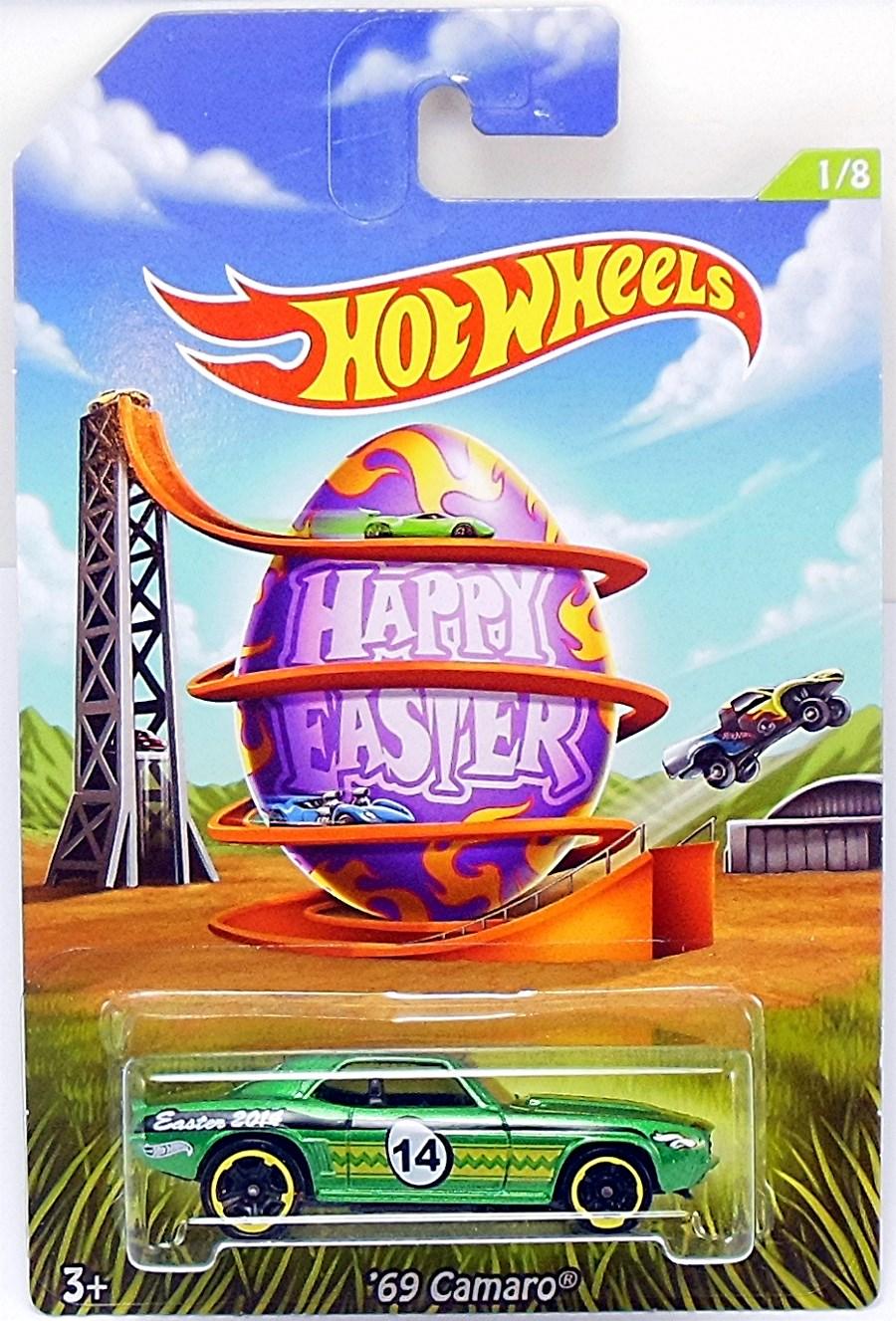 2014 Happy Easter Hot Wheels Newsletter