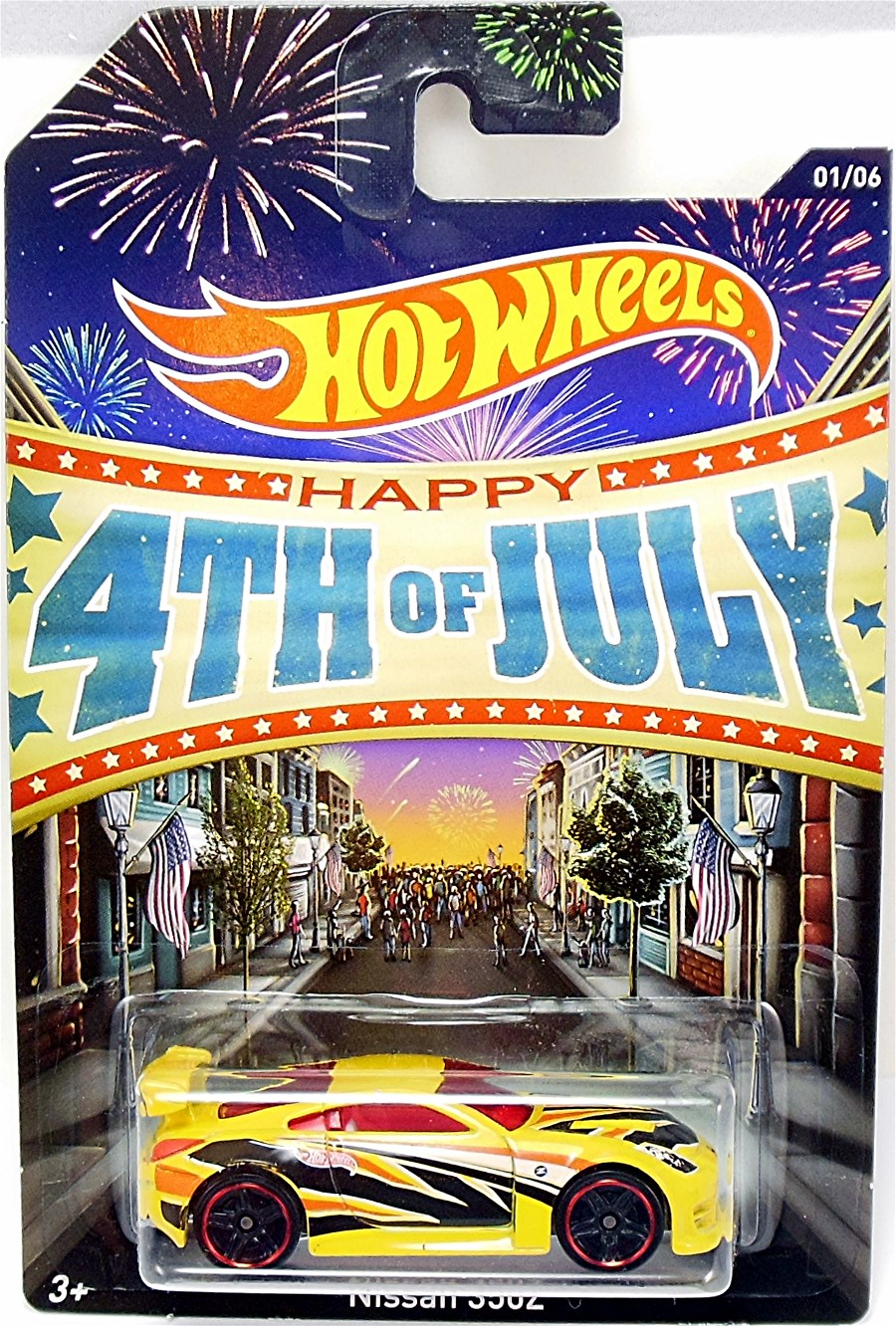 2014 4th Of July Kroger Exclusive Hot Wheels Newsletter