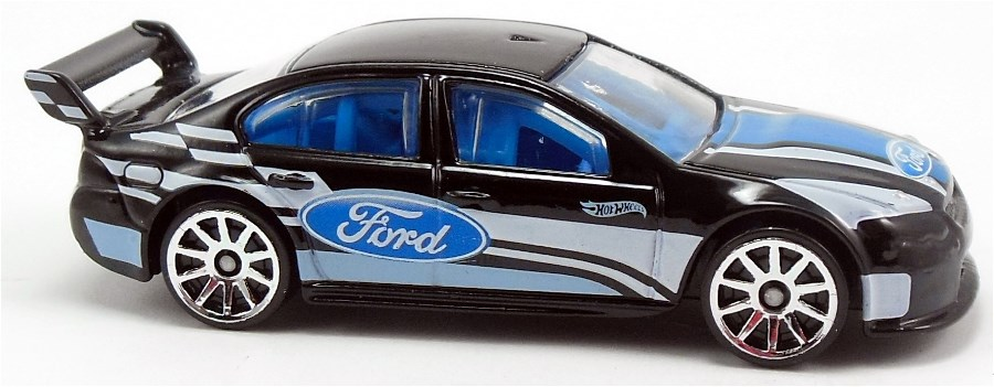 Ford Falcon Race Car  69mm  2012  Hot Wheels Newsletter