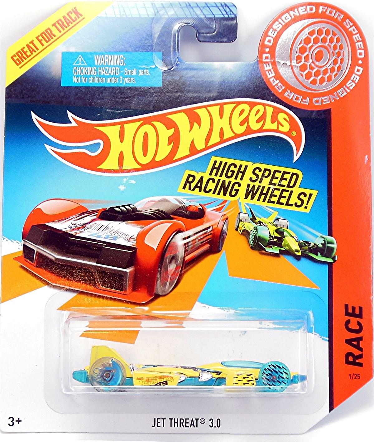 Hot Wheels High Speed Racing Wheels 2014 Hot Wheels High Speed