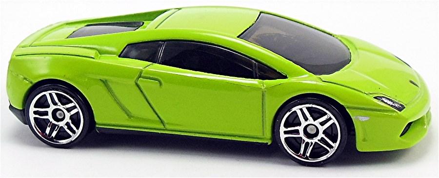 Lamborghini Gallardo Lp 560 4 66mm 2010 Hot Wheels Newsletter