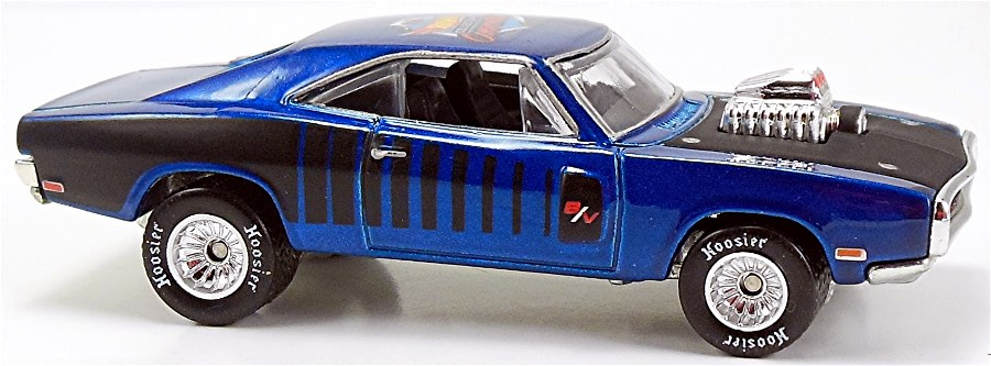 70 Dodge Charger R T 81mm 2011 Hot Wheels Newsletter