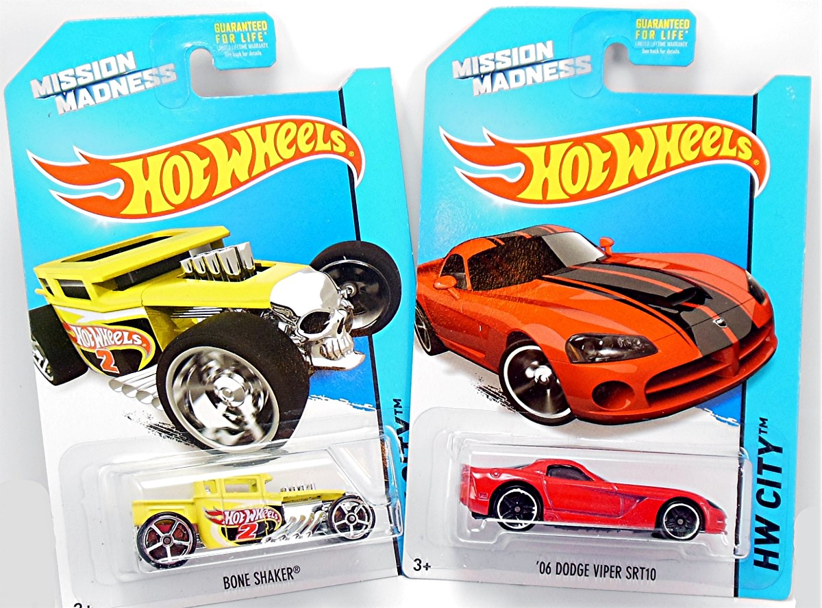 2014 Mission Madness | Hot Wheels Newsletter