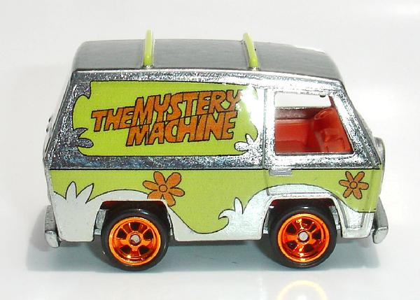 CEU The Mystery Machine