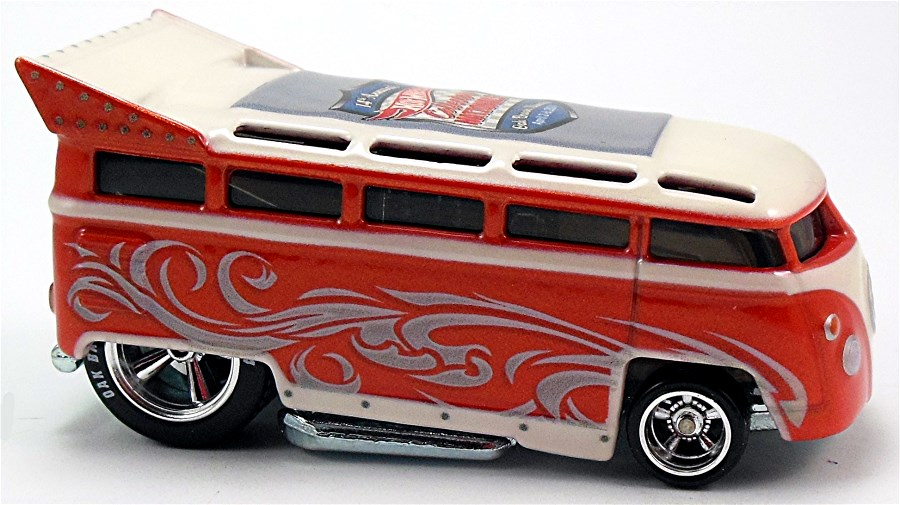 2014 Hot Wheels 14th Convention Nationals Pink Custom '38 Ford Coe RLC Party Car