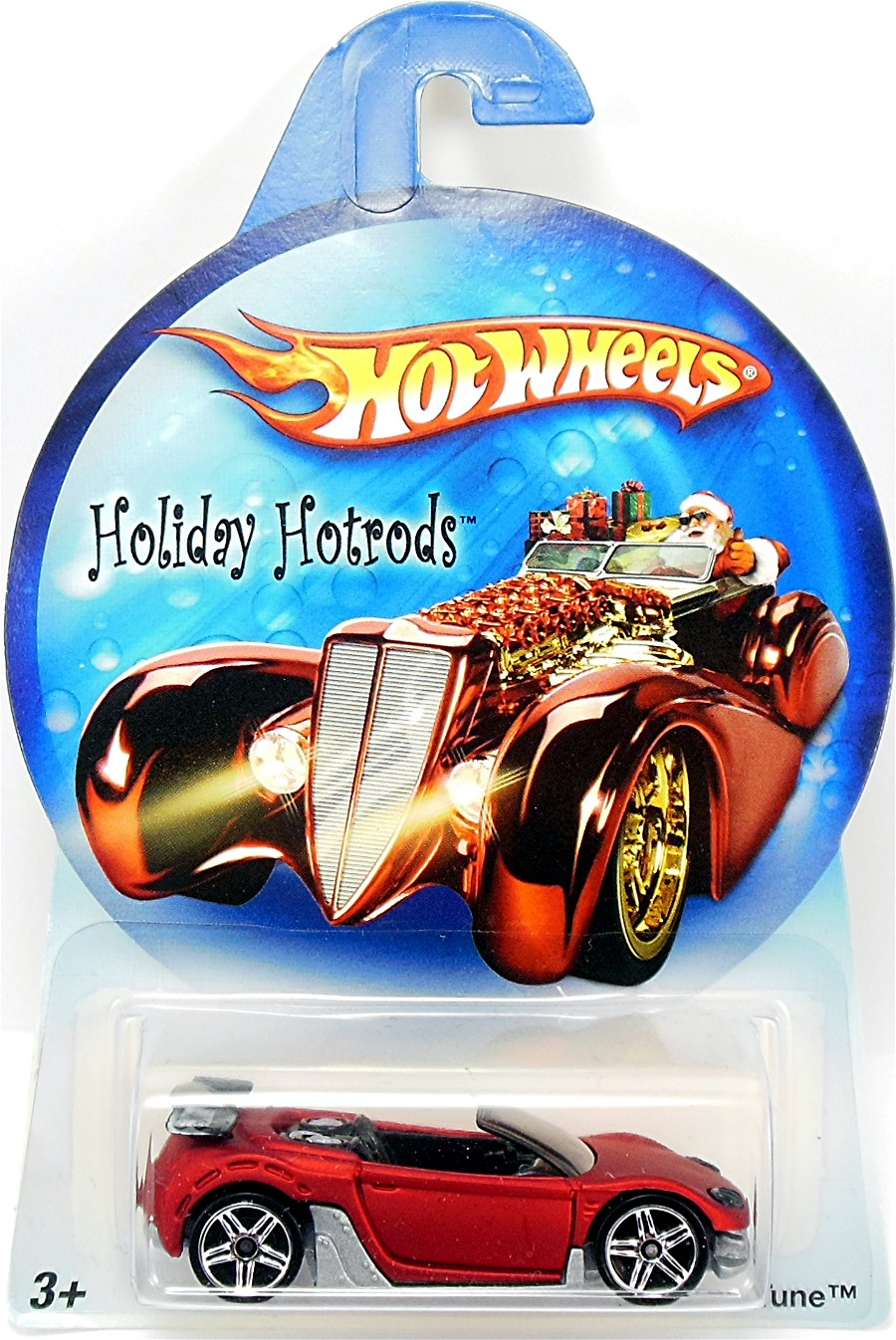 2006 Holiday Hotrods Hot Wheels Newsletter