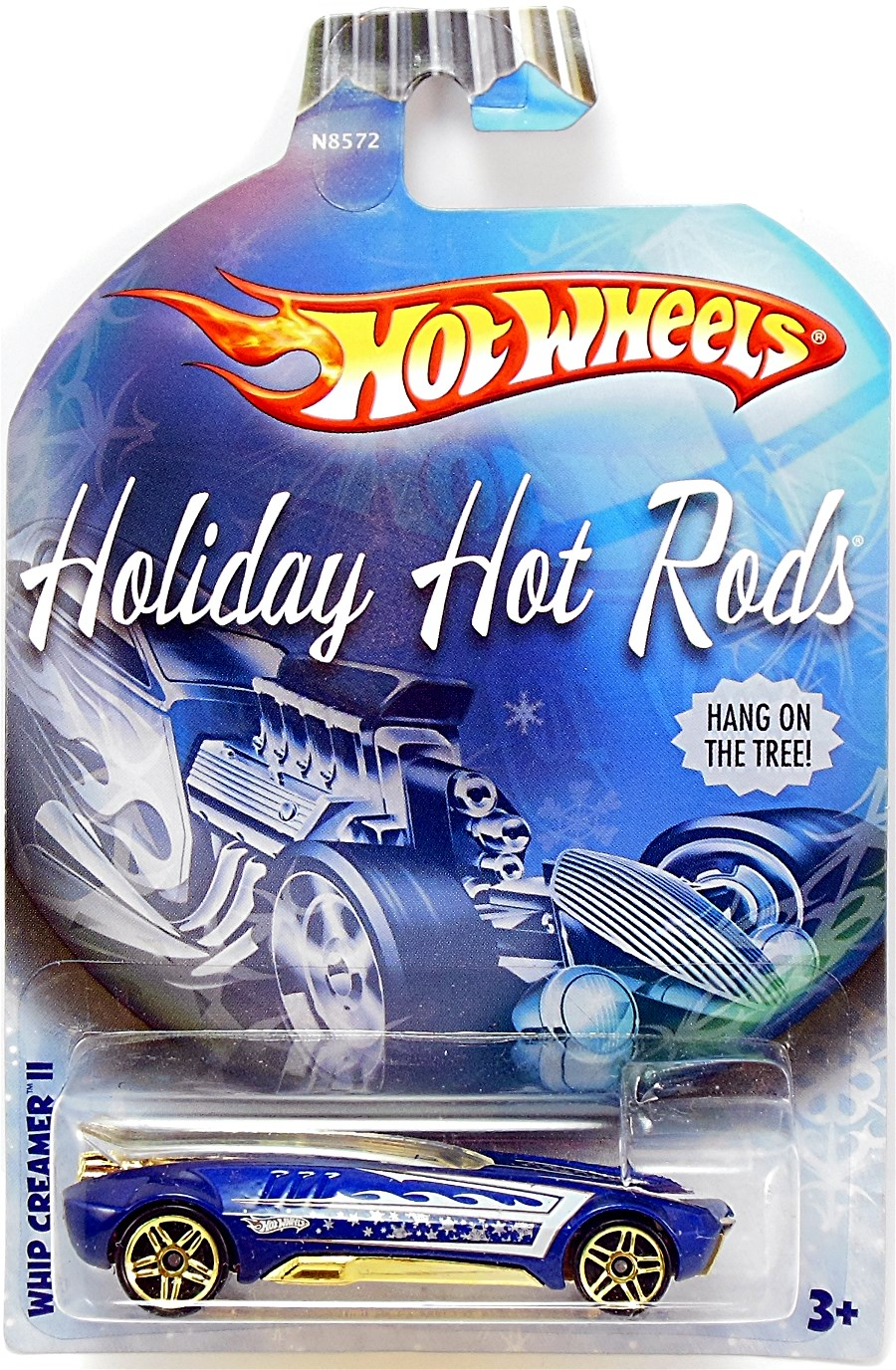 2009 Holiday Hot Rods Hot Wheels Newsletter