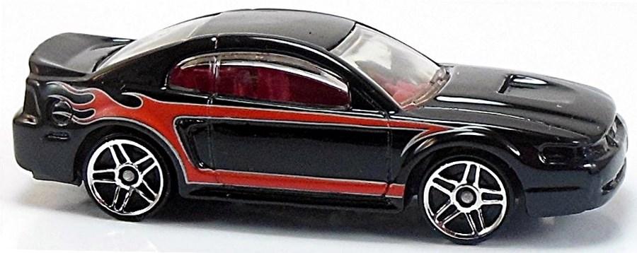 99 Mustang Gt 70mm 1999 Hot Wheels Newsletter