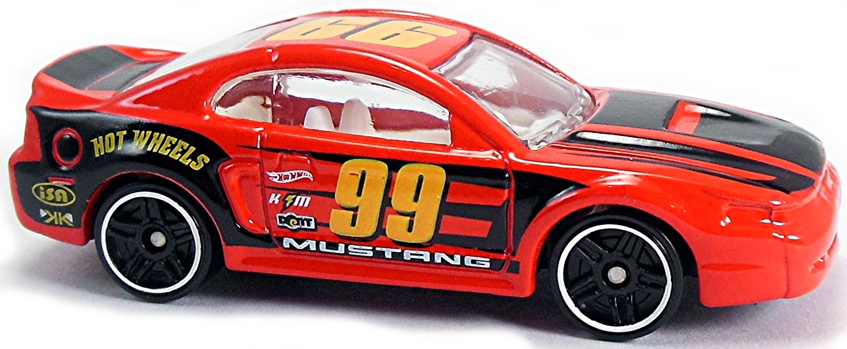 99 Mustang - Hot Wheels Wiki