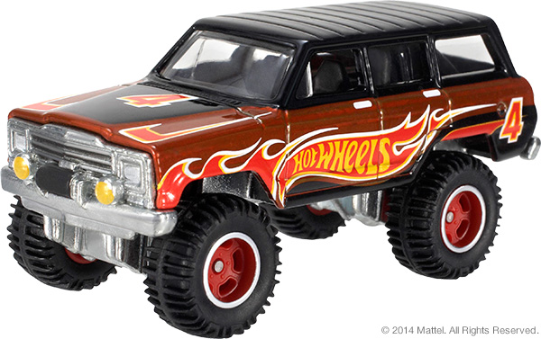 Toys R Us 2014 Mail In Hot Wheels Newsletter