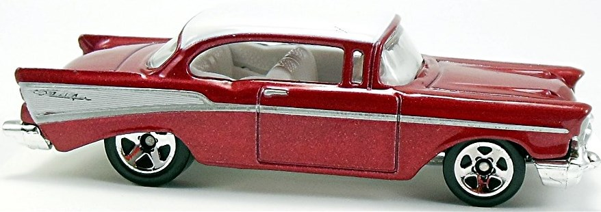 57 Chevy Bel Air W Hot Wheels Newsletter