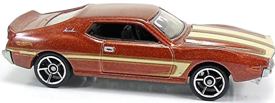 71) AMC Javelin AMX (g2) | Hot Wheels Newsletter