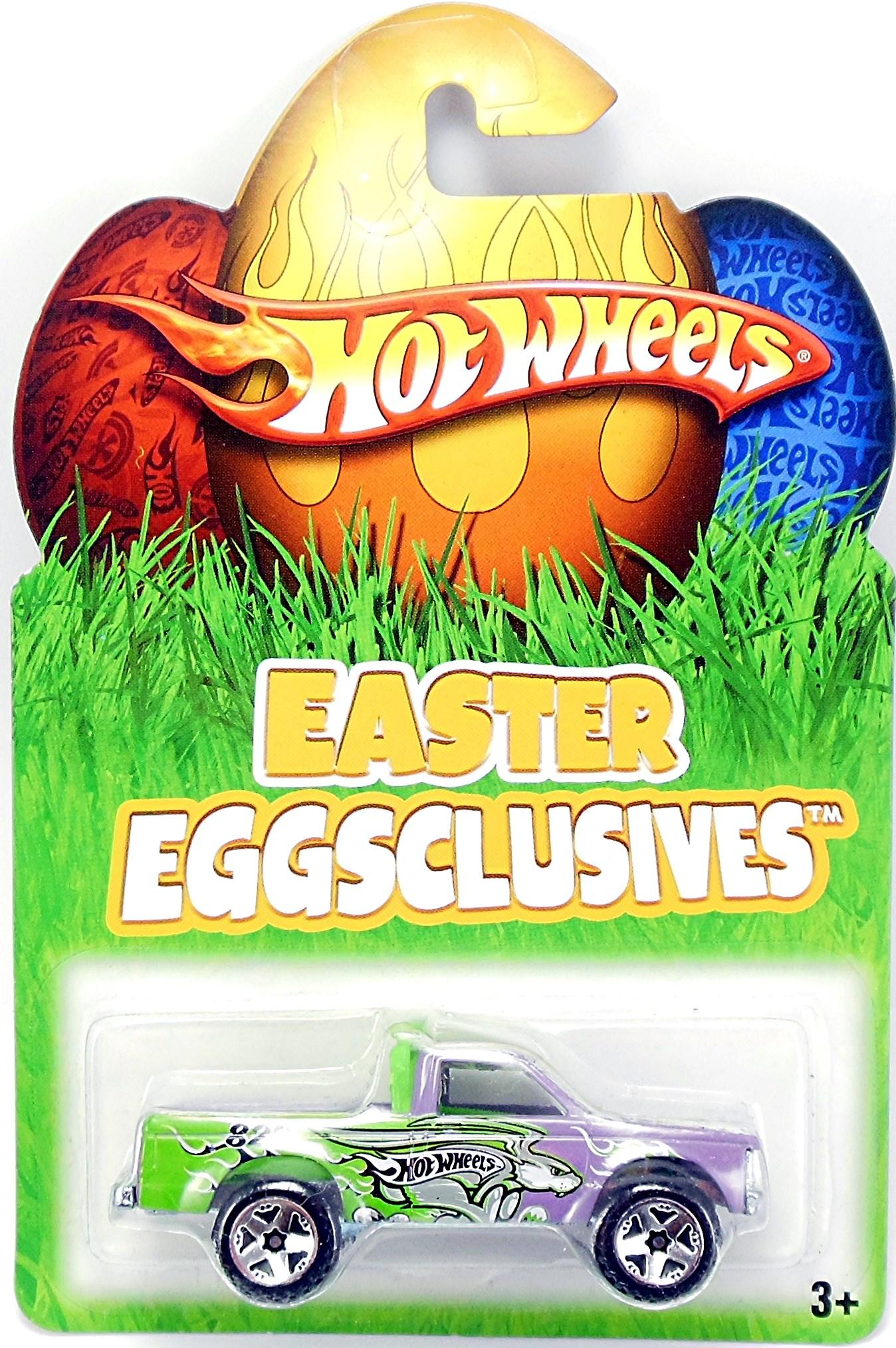 2008 Easter Eggsclusives Hot Wheels Newsletter