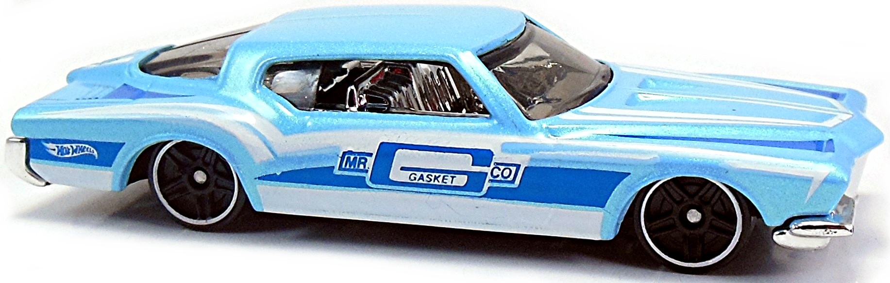 1971 Buick Riviera 84mm 2005 Hot Wheels Newsletter