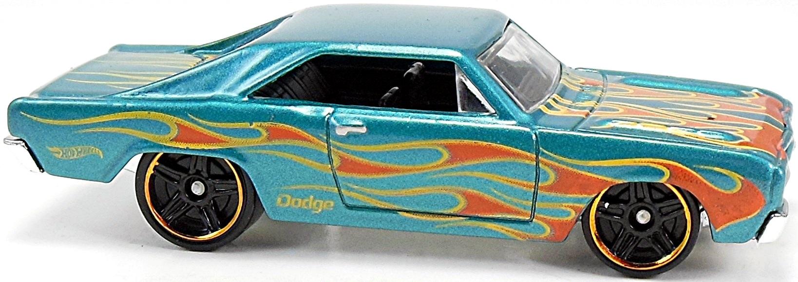 1974 Brazilian Dodge Charger 74mm 2014 Hot Wheels