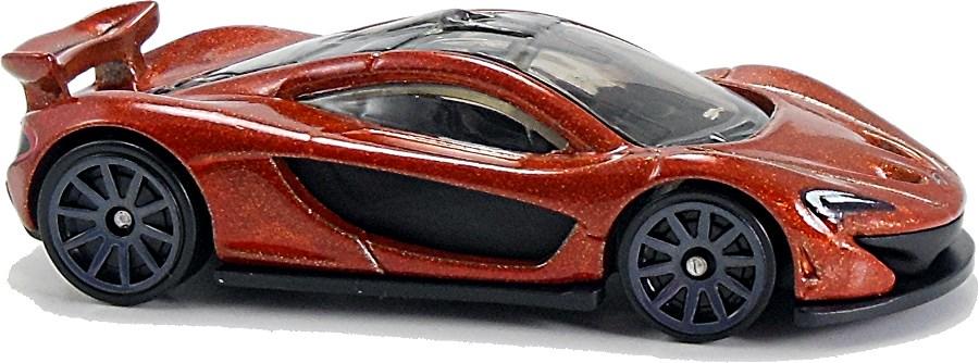 McLaren P1 - 70mm - 2015 | Hot Wheels Newsletter