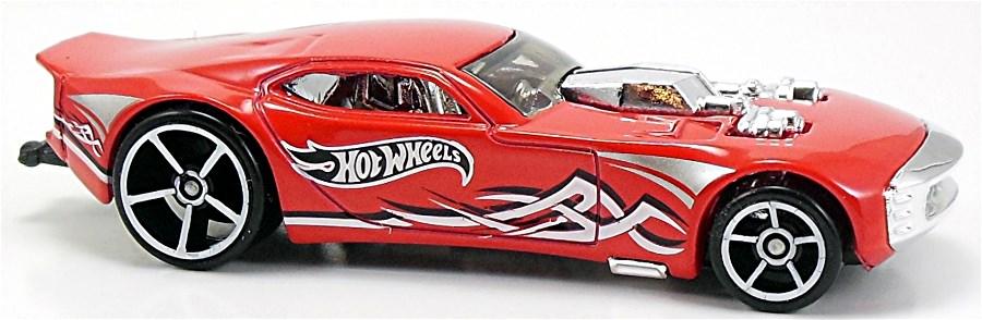 Nitro Doorslammer (m) & Nitro Doorslammer - 83mm - 2007 | Hot Wheels Newsletter