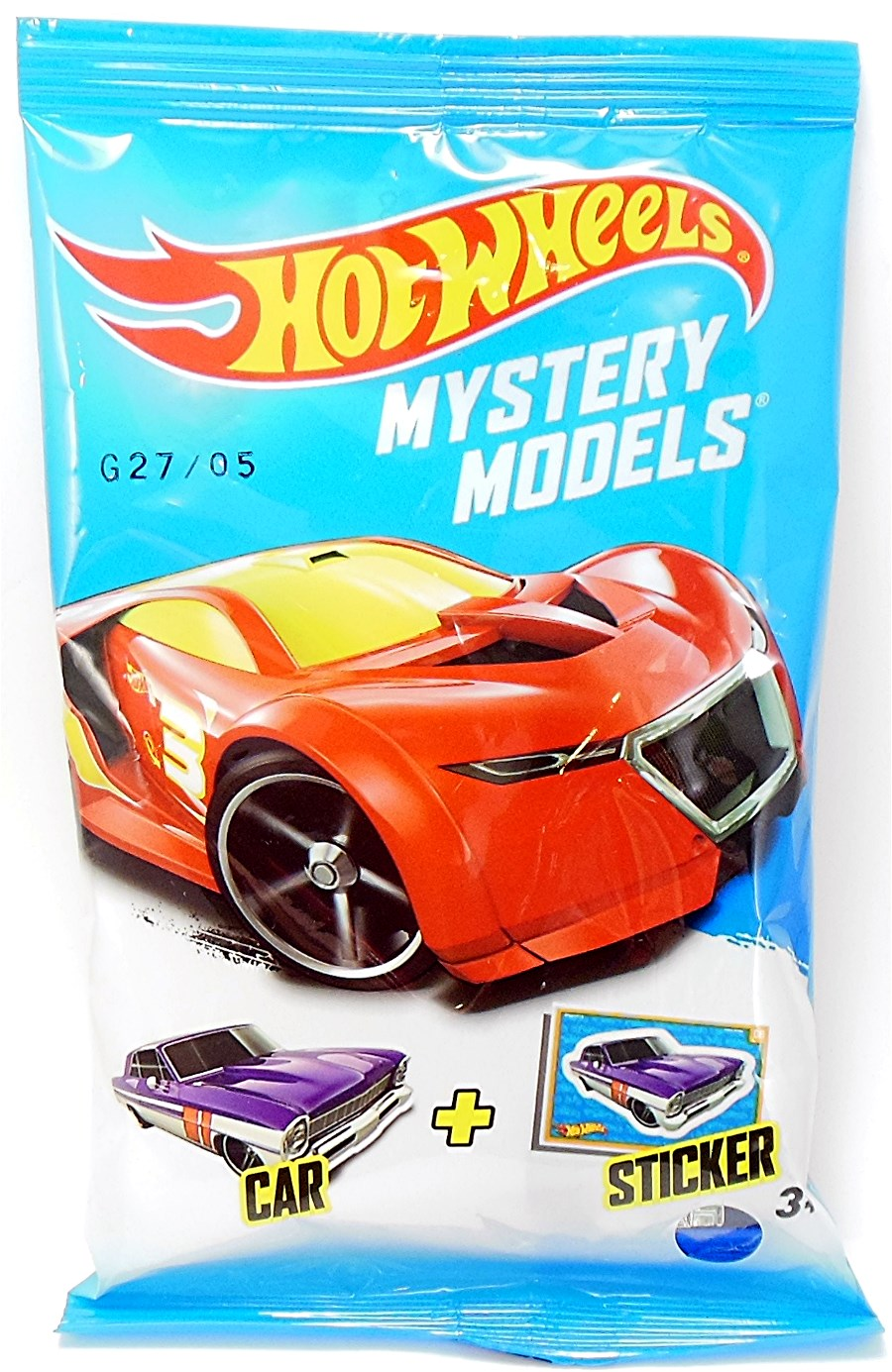 2015 Mystery Models Hot Wheels Newsletter