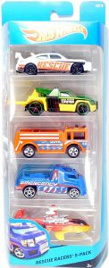 2015 Rescue Racers 5-Pack