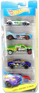 2015 Thrill Racers 5-pack