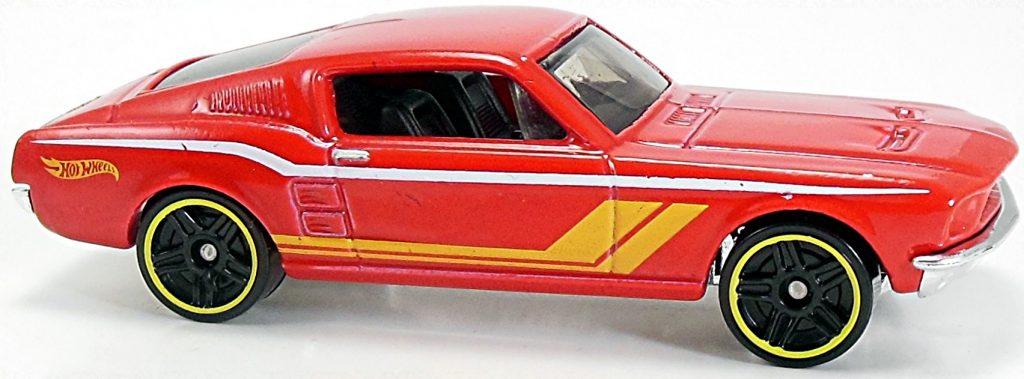 '67 Custom Mustang (j)