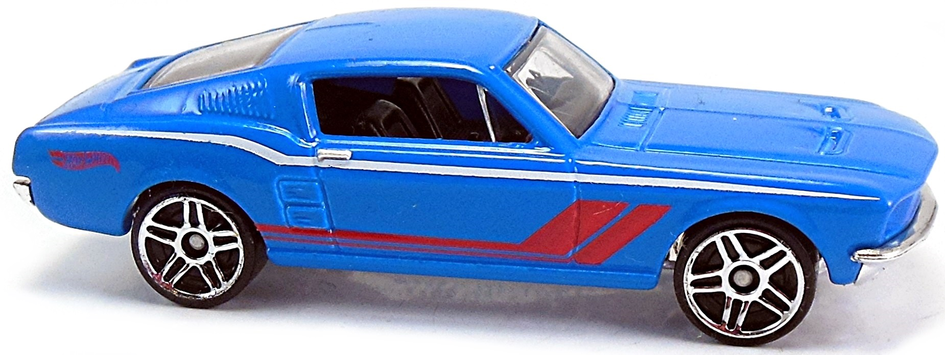 67 Custom Mustang 75mm 2010 Hot Wheels Newsletter