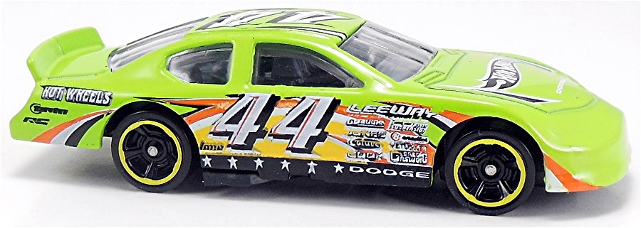 Dodge Charger Stock Car 79mm 2005 Hot Wheels Newsletter