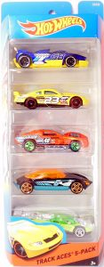 Track Aces 5-pack 2015