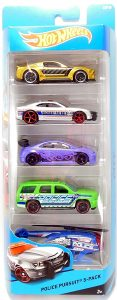 police pursuit 5-pack 2015