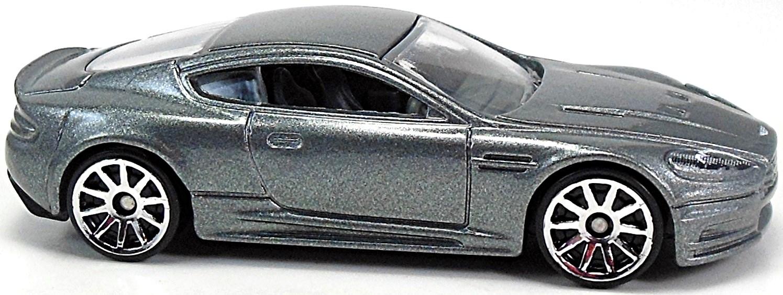 10 Aston Martin Dbs 71mm 2010 Hot Wheels Newsletter